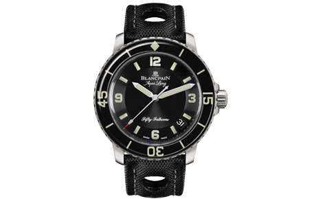 Best Quality Blancpain Fifty Fathoms Aqualung Replica Watches For Mens