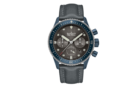 Swiss Top Quality Blancpain Fifty Fathoms Bathyscaphe Flyback Chronograph Replica Watches
