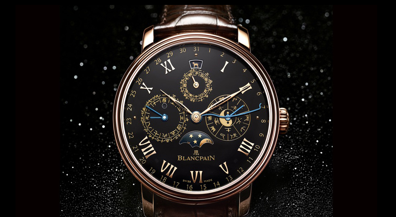 Swiss Blancpain Villeret Replica Watches UK For Sale