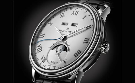 High Quality Blancpain Villeret Moonphase Replica Watches