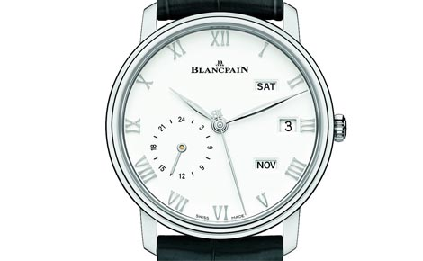 Swiss Top Blancpain Villeret Annual Calendar Replica Watches Cheap Sale
